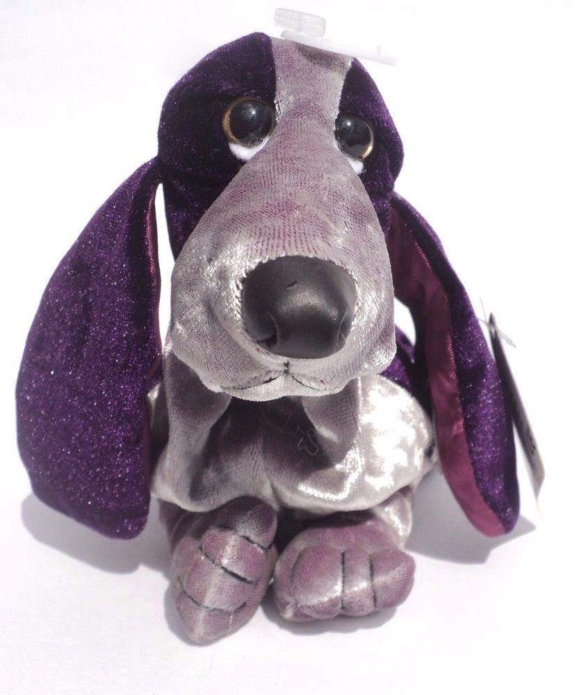 Hush Puppies Applause Nwt Special Velvet Edition Beanbag Plush Deep Purple 9 Hush Puppies Toy Puppies Puppies [ 1000 x 830 Pixel ]