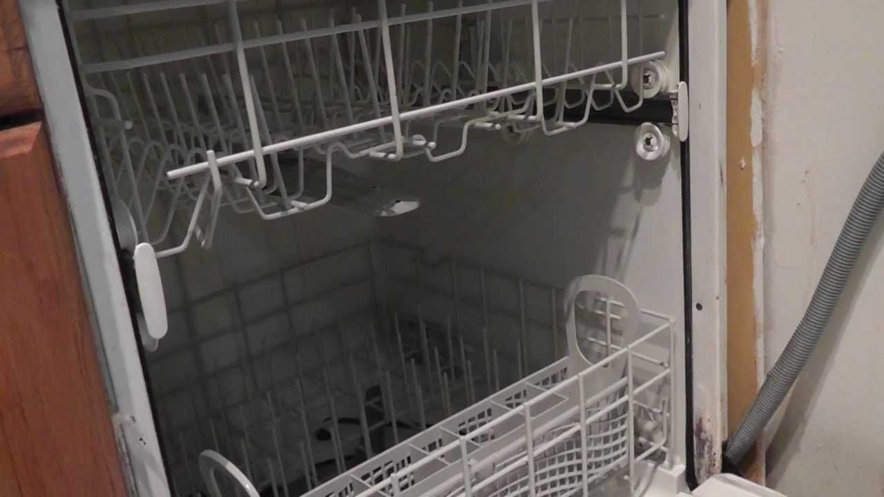 How To Clean My Dishwasher A Whirlpool Quiet Partner I I M Really Saving This For My Hubby S Honey Do Lis Cleaning Dishes Dishwasher Repair Dishwasher Parts