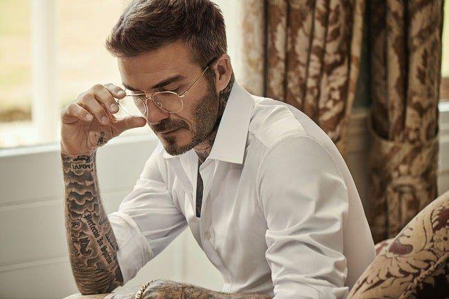 Introducing Eyewear by David Beckham