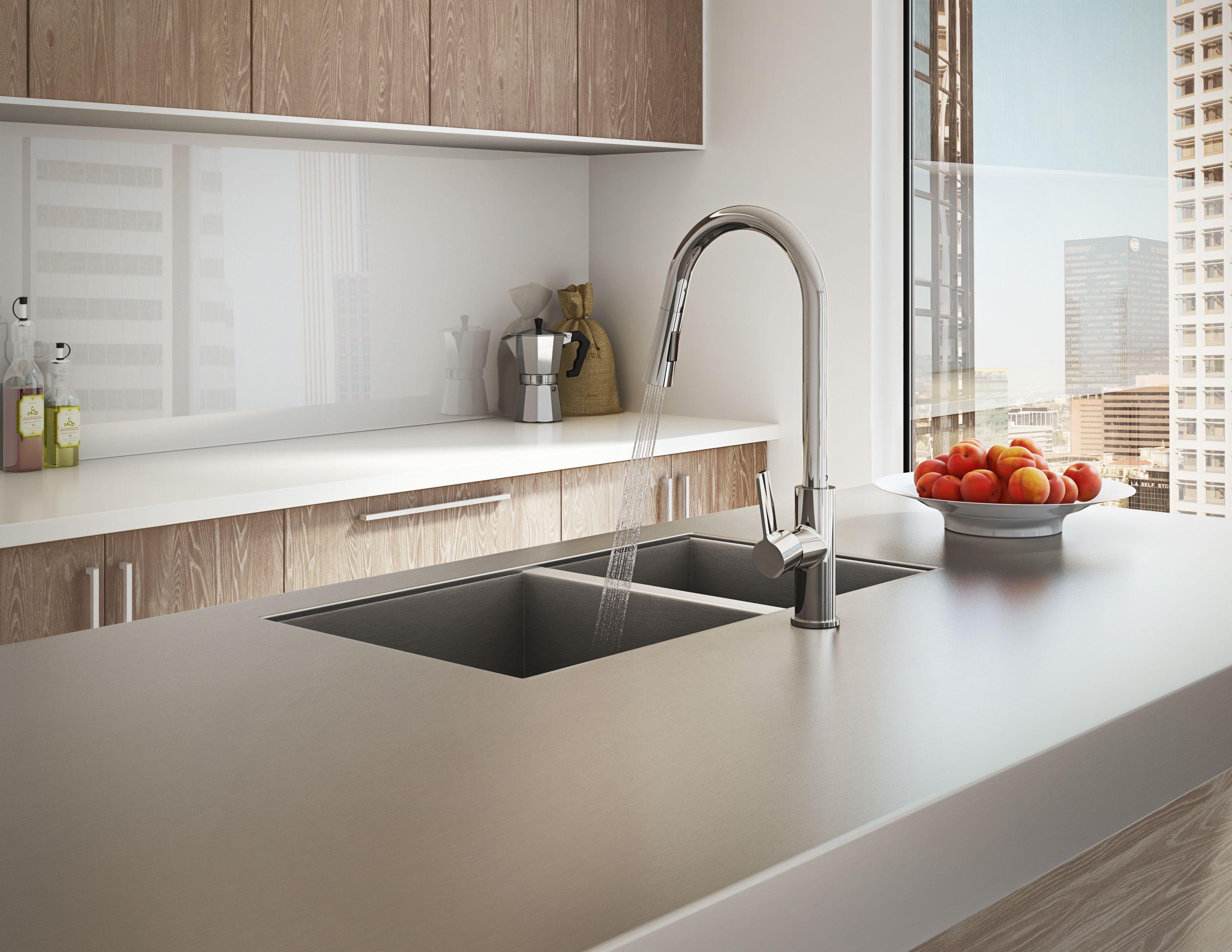 Po101c Kitchen Faucet Robinet De Cuisine Po101c Kitchen Cuisine Kitchen Faucet Kitchen Home
