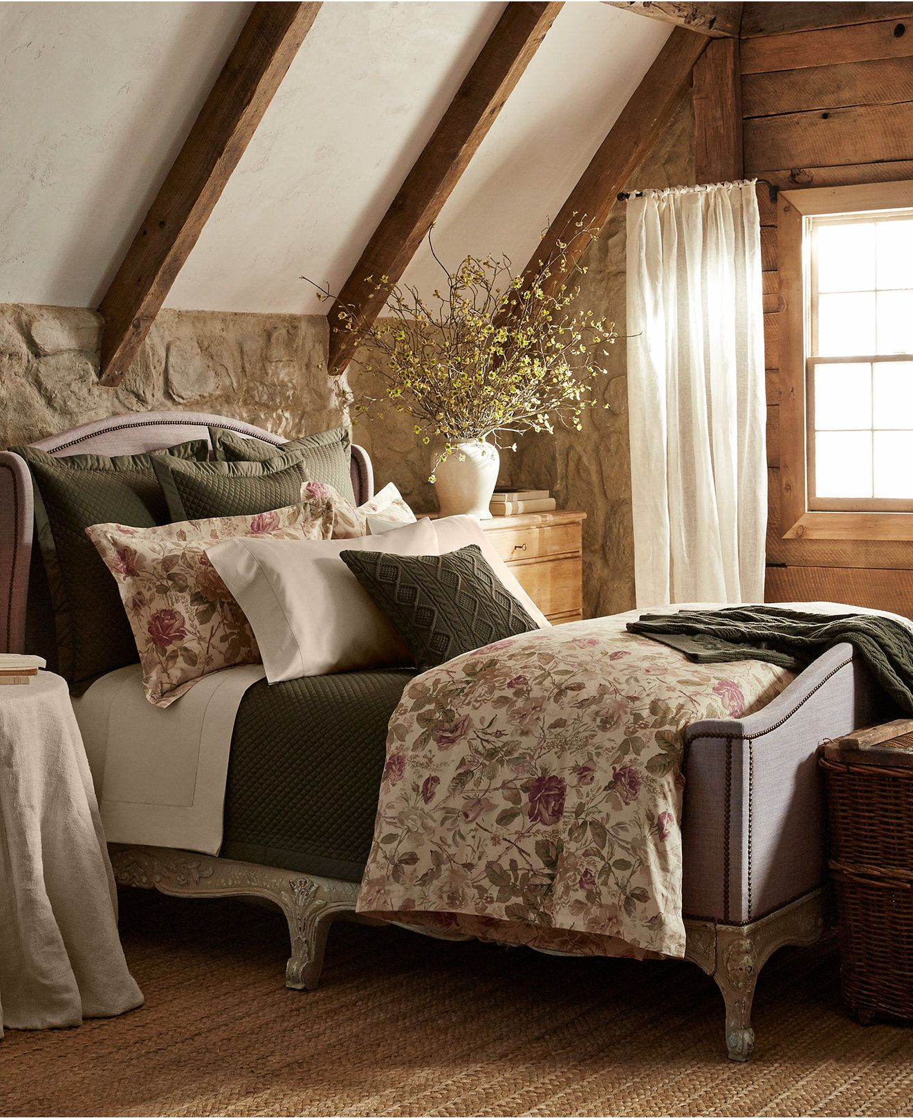 Ralph Lauren Wilton Rose Bedding Collection Ralph Lauren