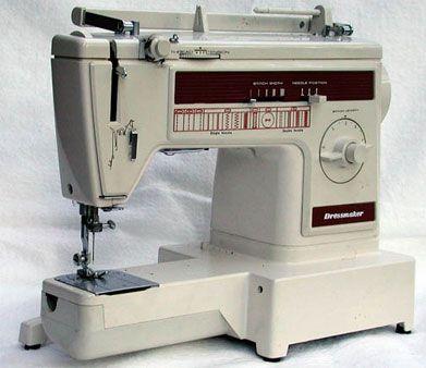 Dressmaker Model 40Z Sewing Machine Sewing Embroidery Machines Classy Dressmaker Sewing Machine