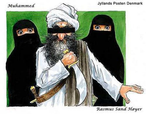 Image result for mohammed cartoons