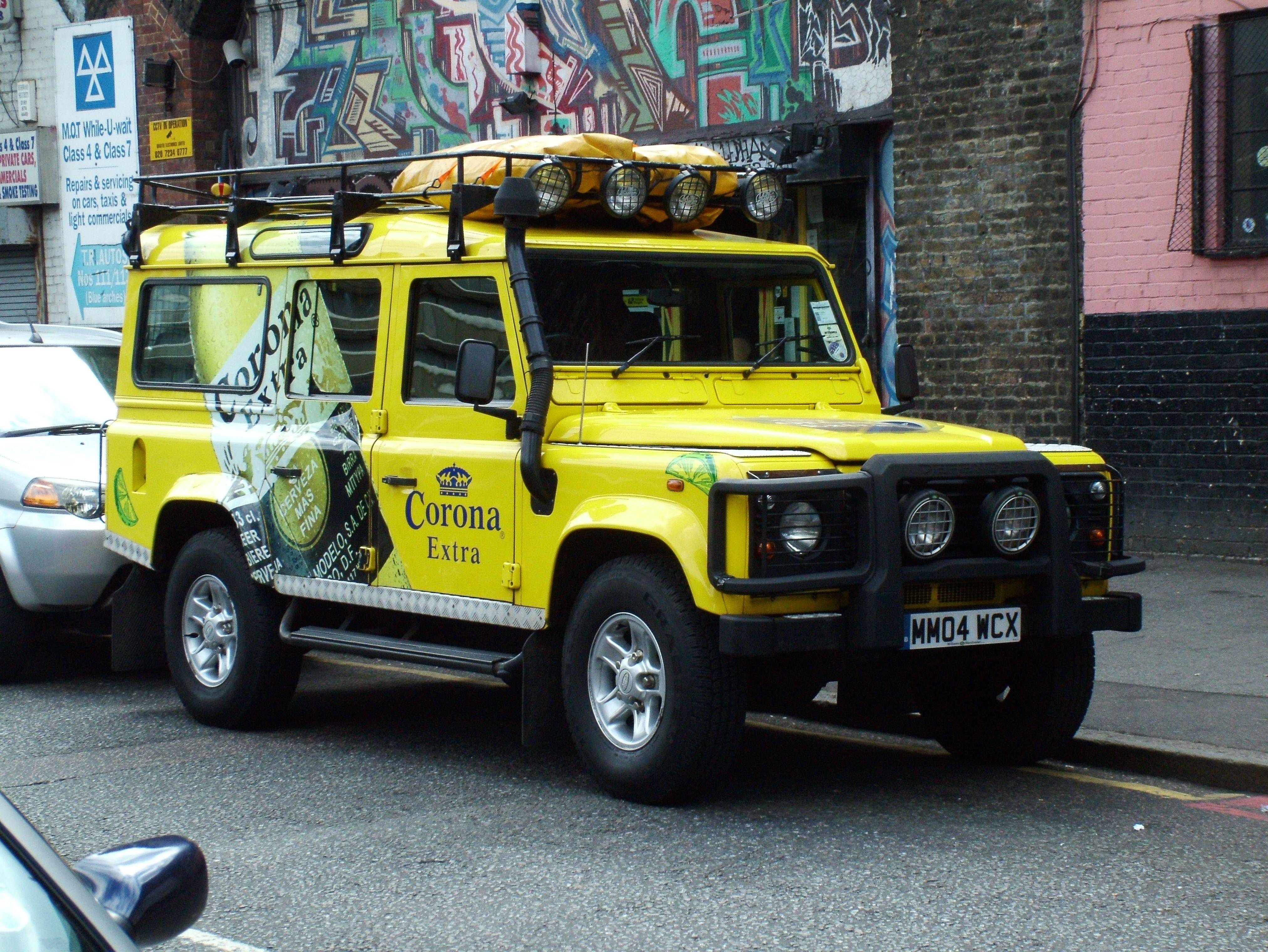 Land Rover Defender 110 2004 Models Land Rover Defender Land