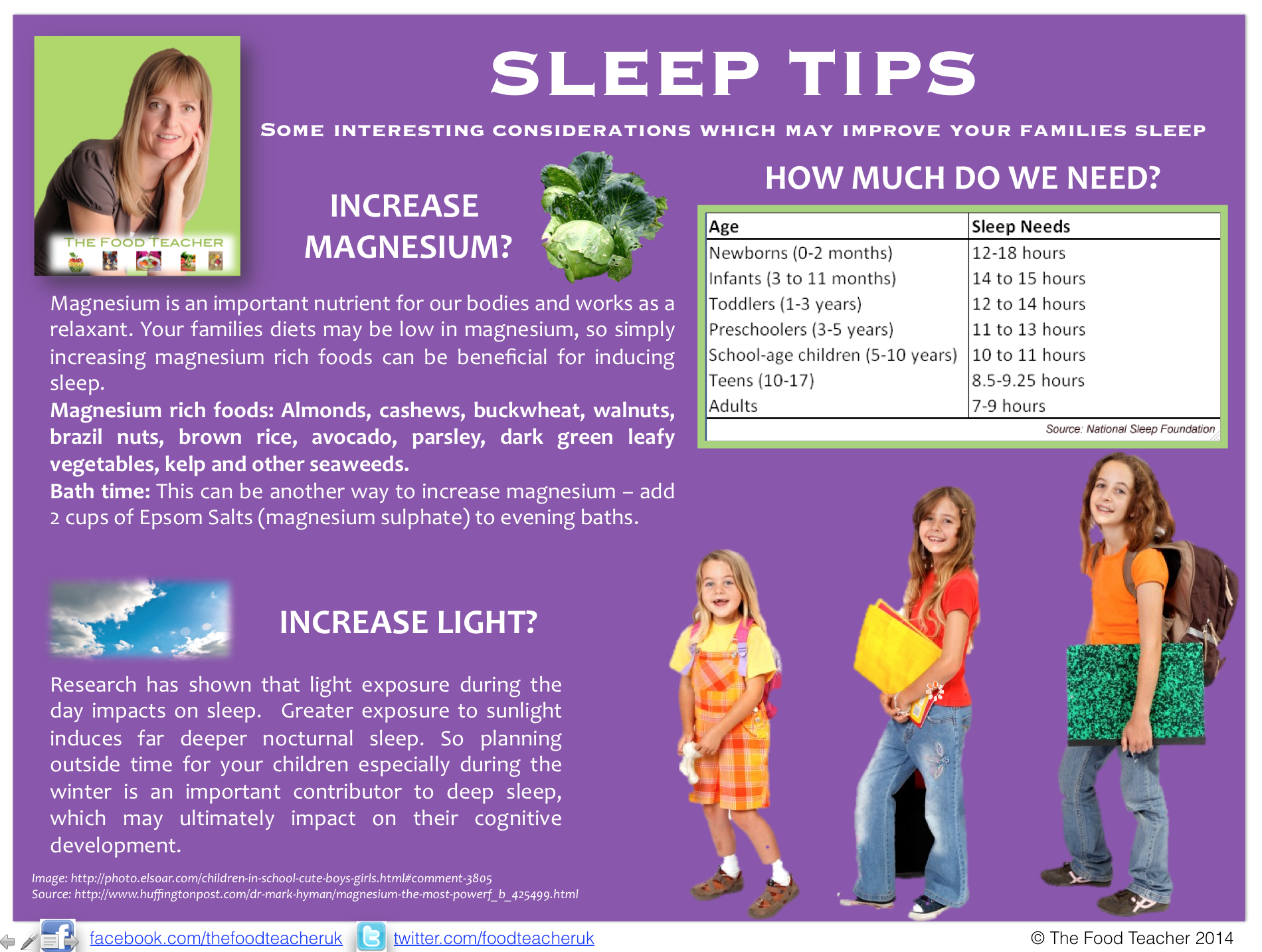 Top Sleep Tips For The Whole Family