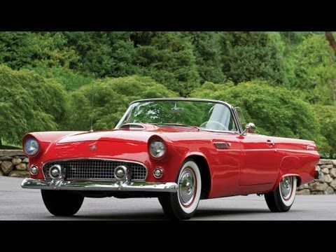 –� 1955 ford thunderbird convertible for sale youtube on spark plug wiring diagram 1955 thunderbird 1955 Ford Crown Victoria Wiring Diagram 1955 Thunderbird Headlight Switch
