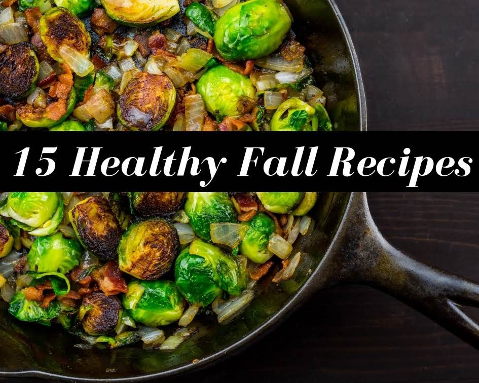15 Healthy Fall Recipes images