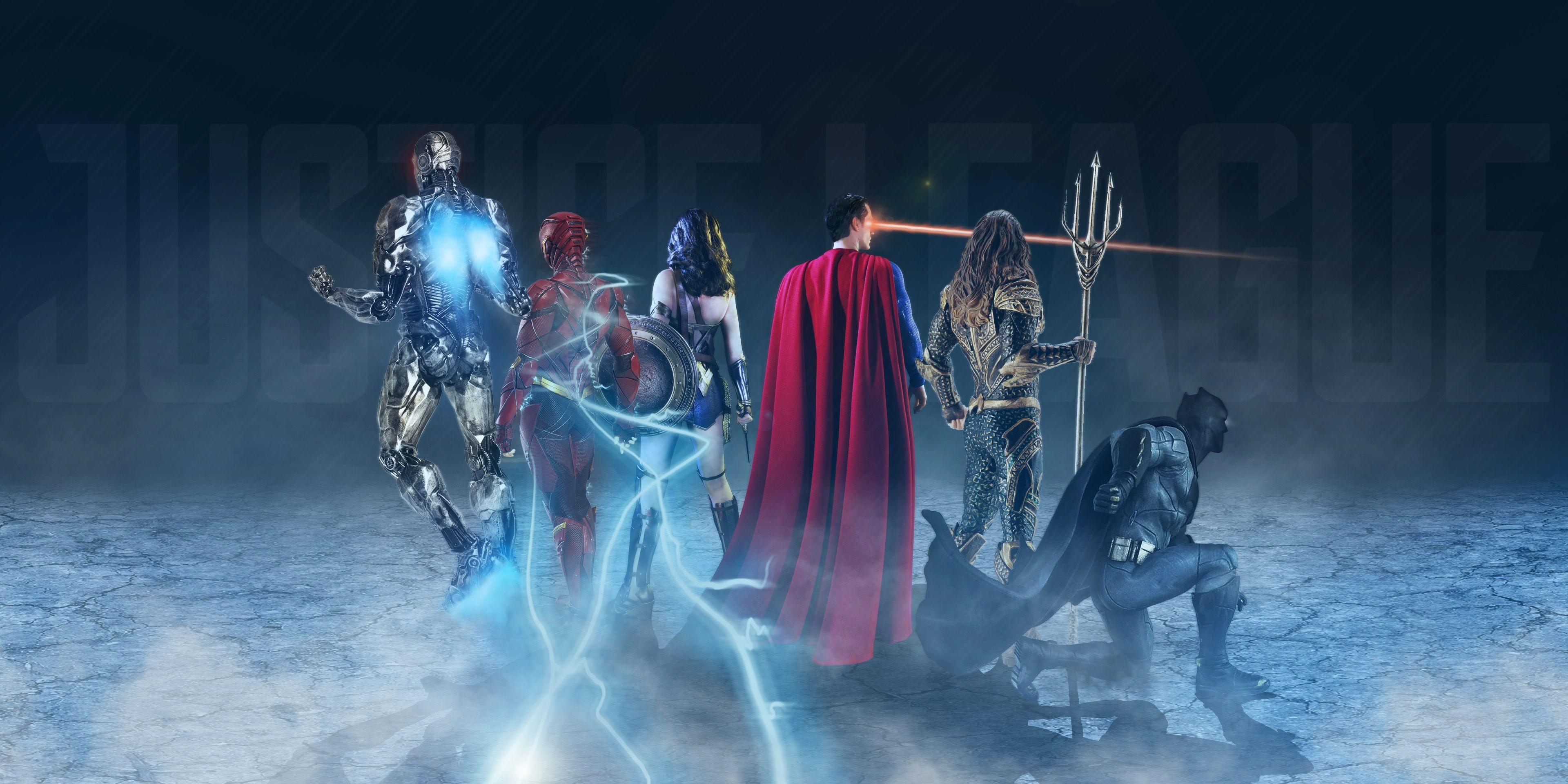 3840x1920 Justice League 4k Computer Wallpaper New Justice League Superheroes Justice League Fan Poster