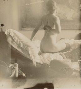George Hendrik Breitner, Marie Jordan, geen datum. Collectie Rijksmuseum Amsterdam
