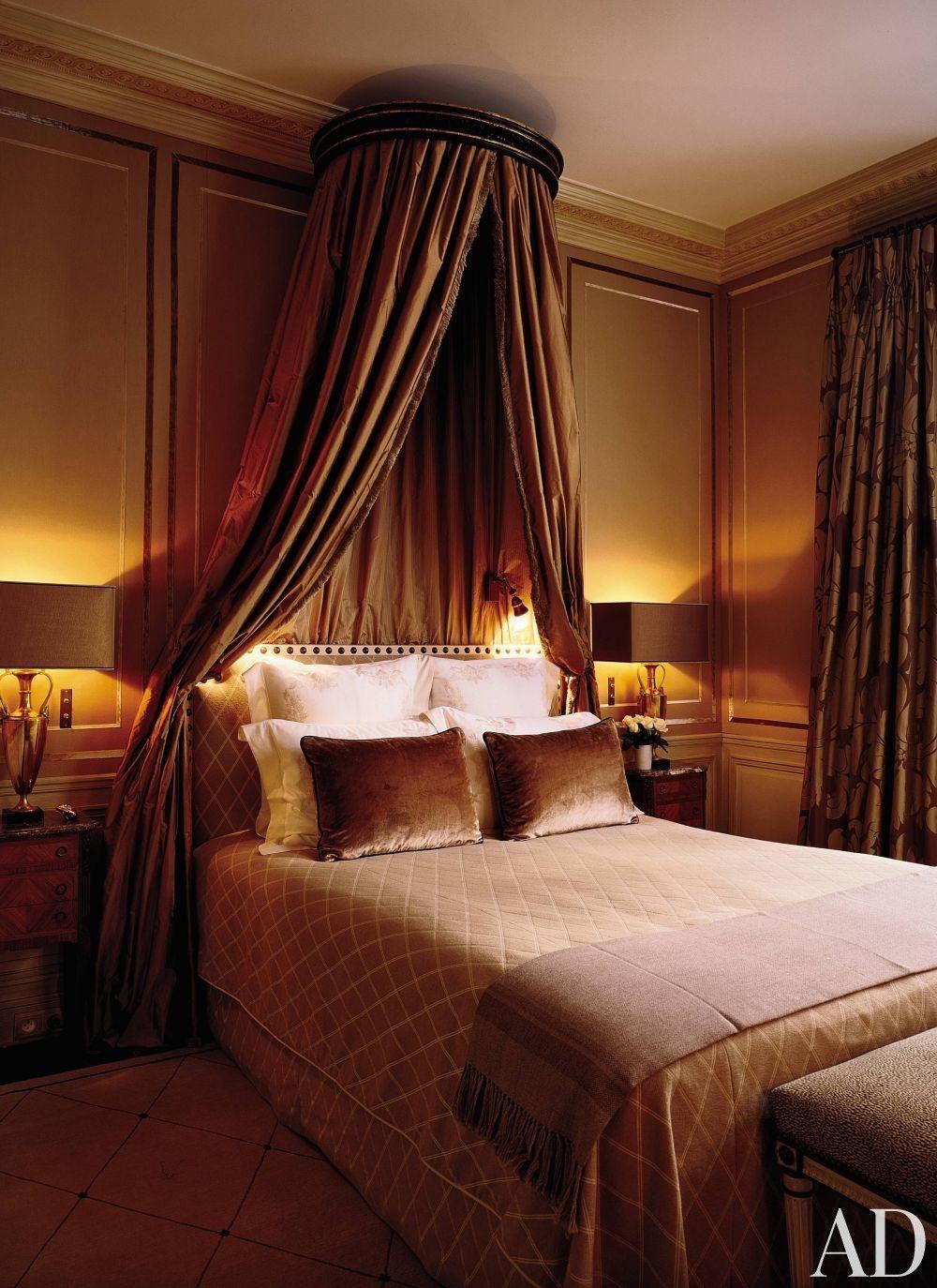 Traditional Bedroom By Jean Louis Deniot