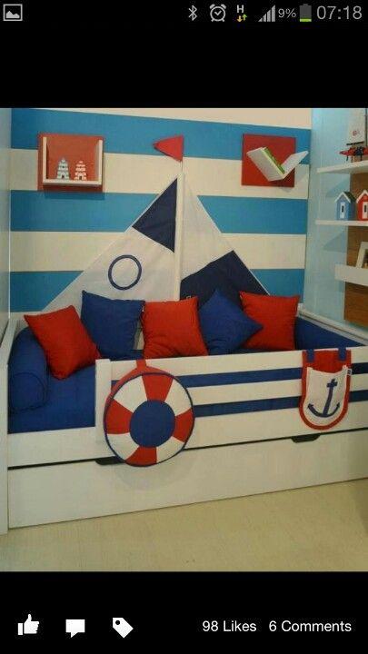 Boys room...love it