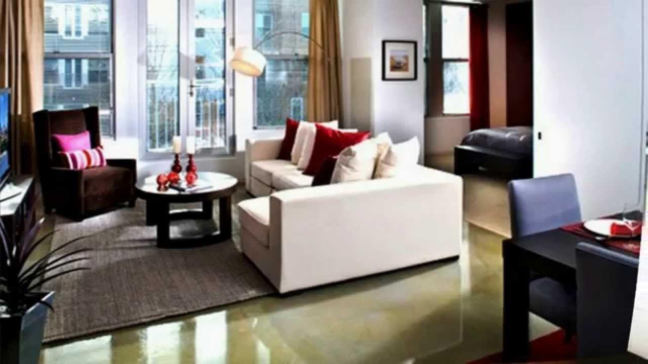 1 Bedroom Flat Interior Design Entrancing Piso Mueblearte De Pared Y Estantehttp3Bpblogspot_ Design Ideas
