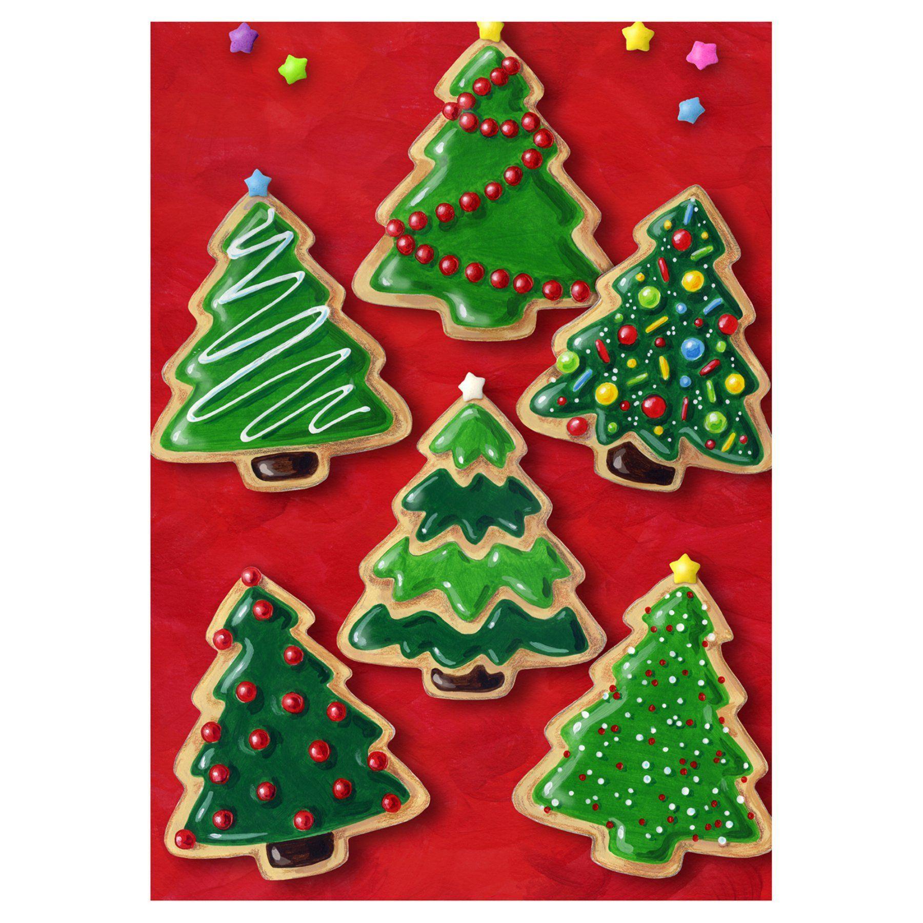 Toland Home Garden Christmas Cookies Flag - 119388 | Christmas ...