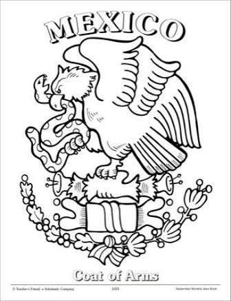 Independencia de mexico coloring pages resultado de imagen for 16 de septiembre coloring pages