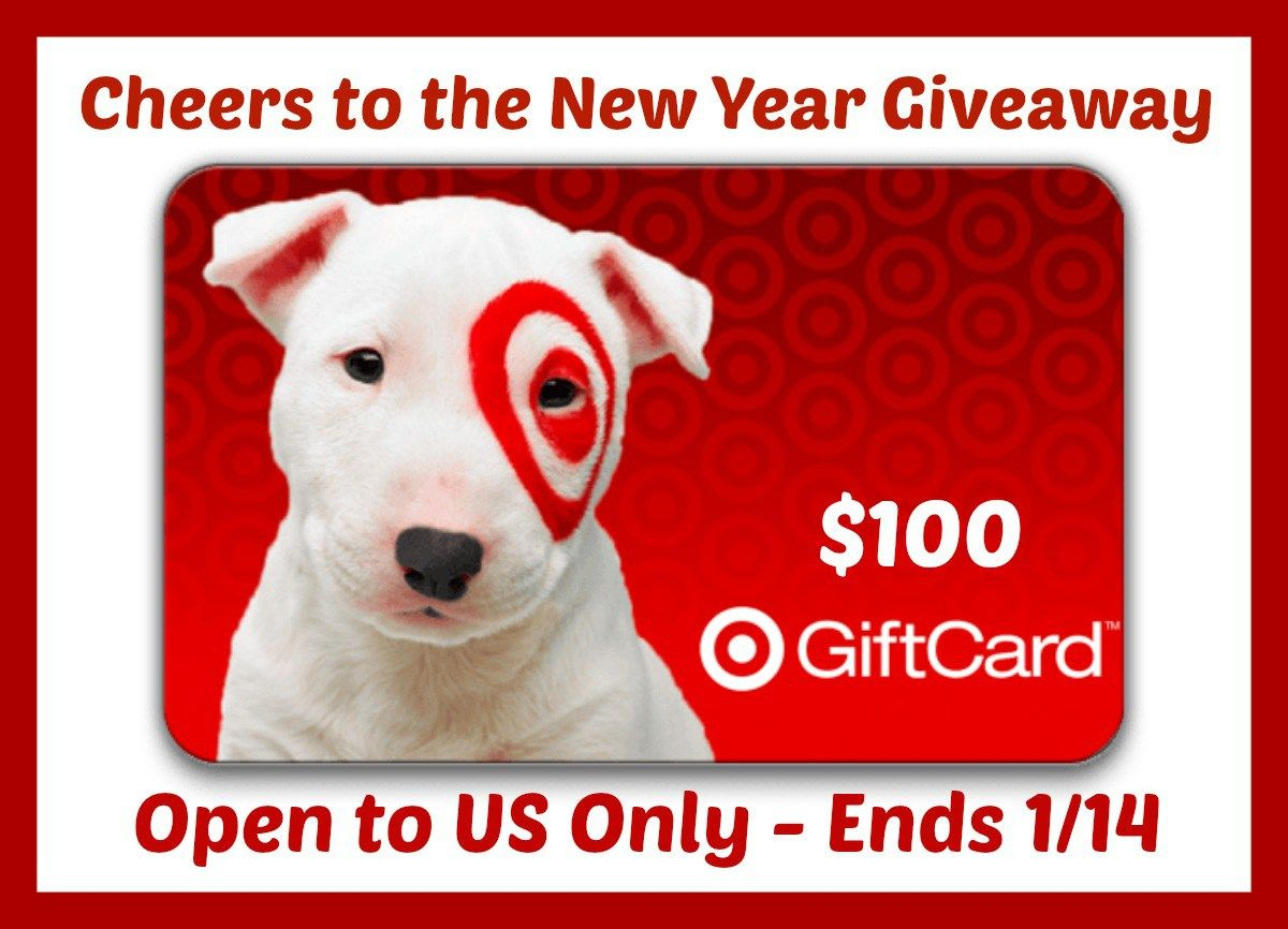 $100 Target Gift Card for the New Year Giveaway - Powered By Mom ...
