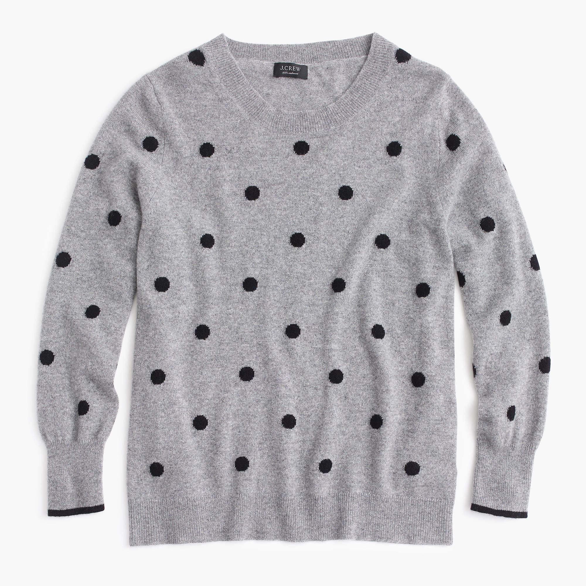 This new (100 percent cashmere) sweater feels crazy soft, without ...