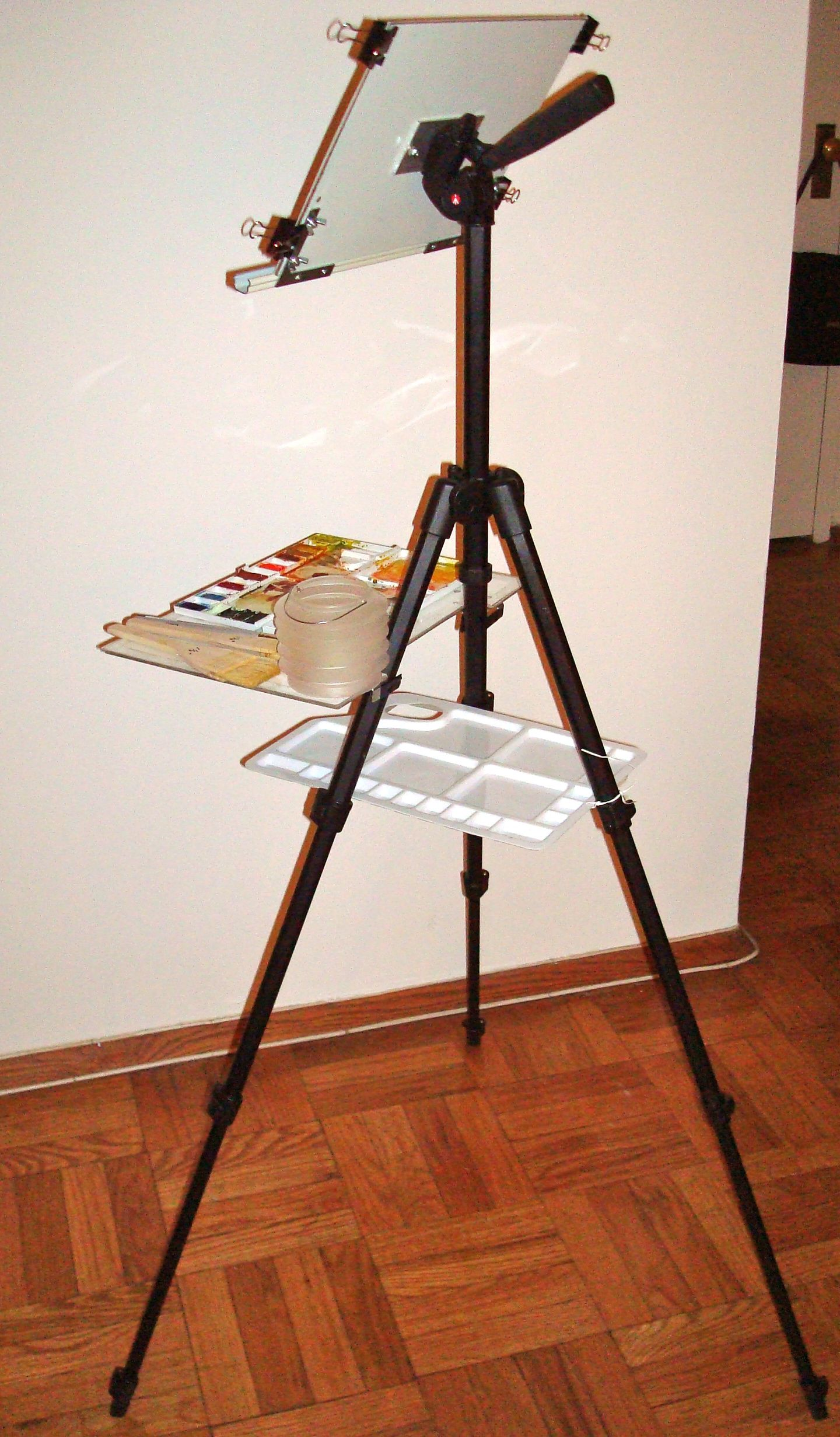 Atril Pintura Outdoor Drawing Easel Diy Iskanje Google Studio