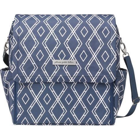 Petunia Pickle Bottom Boxy Backpack- Indigo