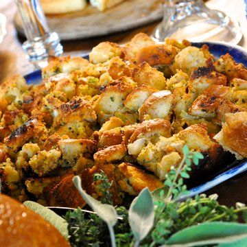 Homemade turkey stuffing in recipes on the food channel holidays homemade turkey stuffing in recipes on the food channel forumfinder Choice Image