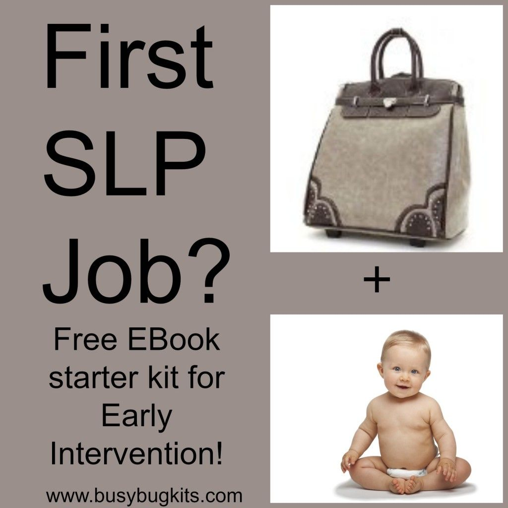 Are You Starting In Early Intervention Download Our Free