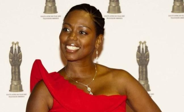 Actress Xolile Tshabalala Is Busy At The Soweto Theatre Playing The
