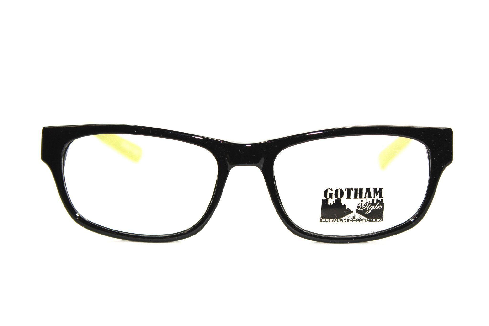 Gotham #202 Black/Yellow (51mm)
