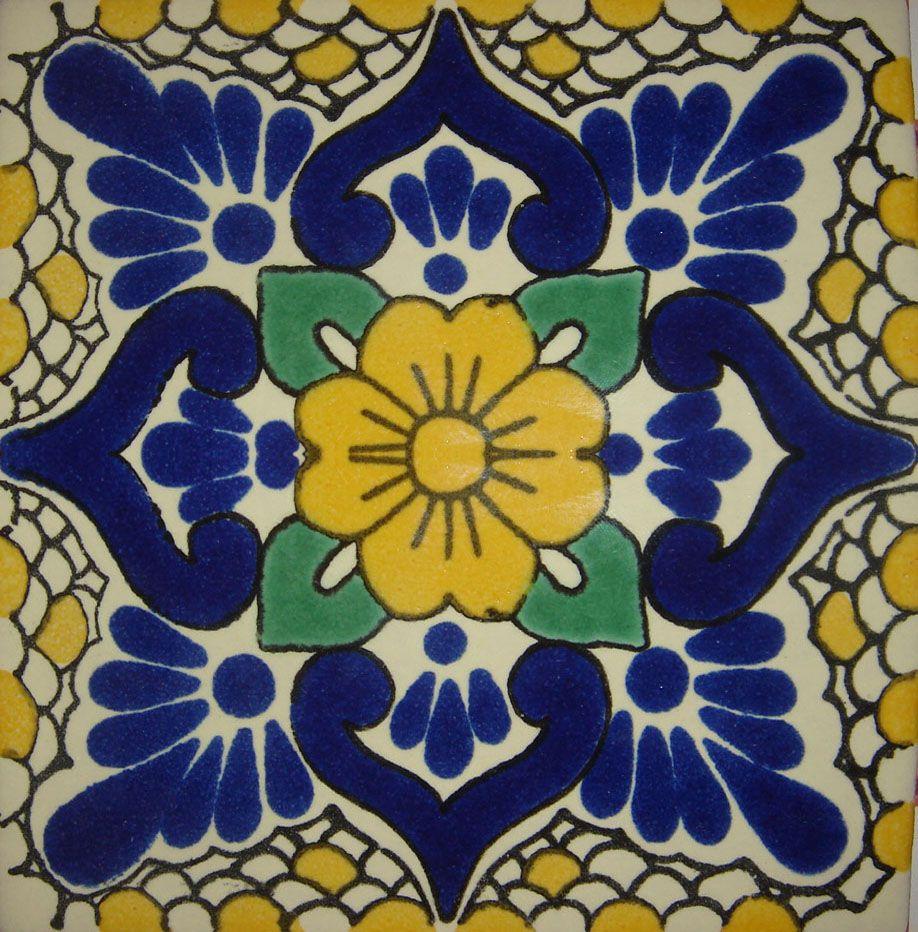 Ceramicos Guanajuato :: Azulejo y Loza estilo Talavera :: | Talavera ...