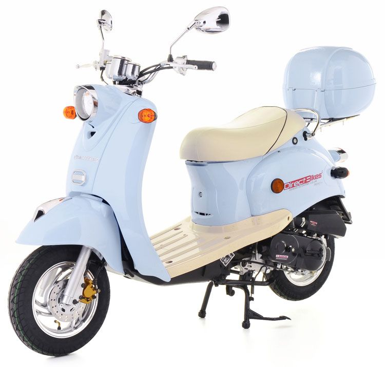 50cc scooter buy direct bikes 50cc scooters pretty. Black Bedroom Furniture Sets. Home Design Ideas