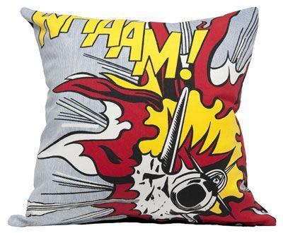 Pop Art Pillows Under $20