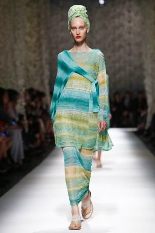 Milan Womenswear S/S 2015  Missoni