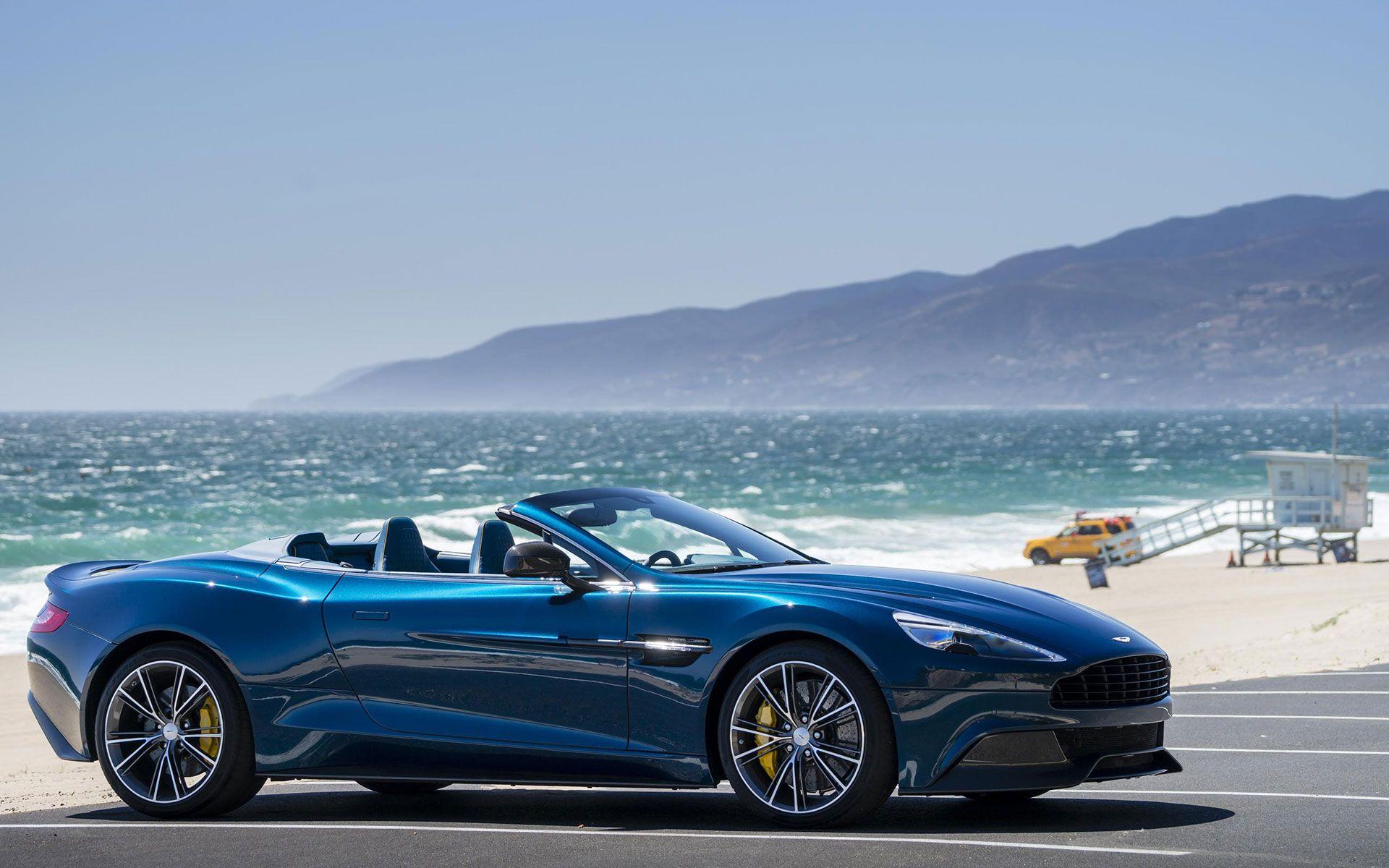 2015 Aston Martin Vanquish Hd Car Wallpaper