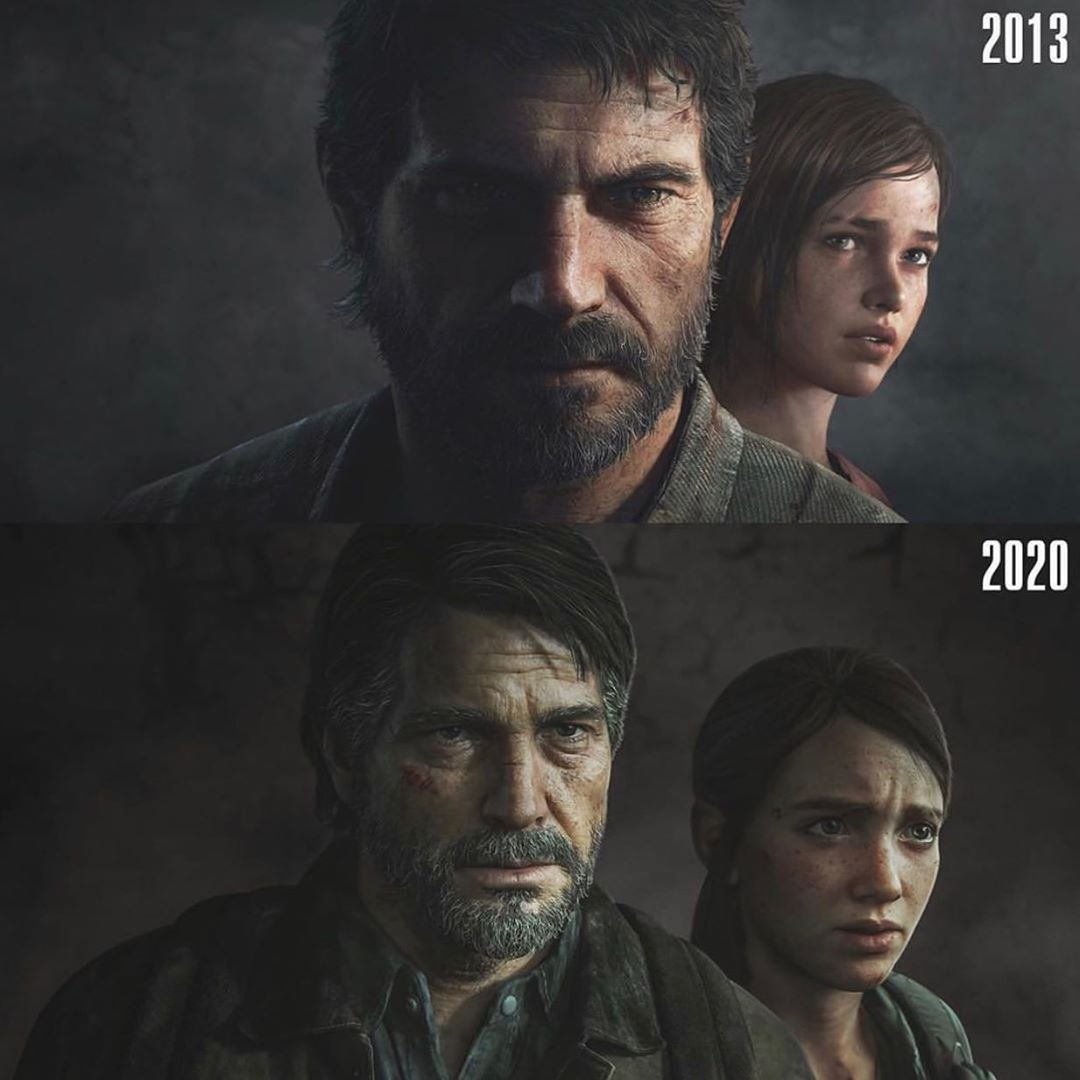Instagram 上的 The Last Of Us Part II:「 7 years later...😪