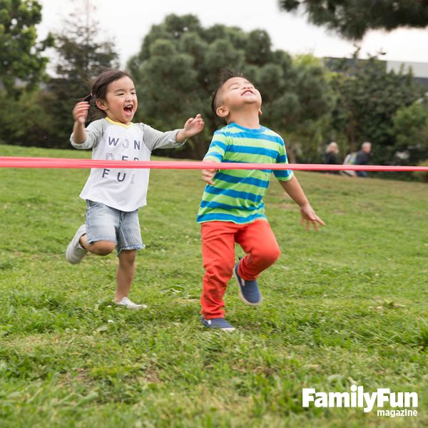 002 50Foot Dash Whether you're hosting a playdate or just