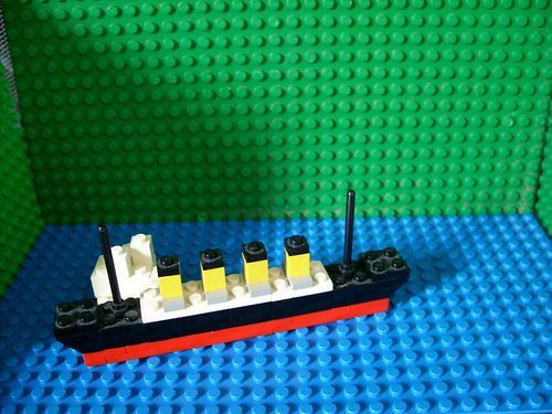 Lego Titanic Party Ideas Pinterest Titanic Lego And Lego