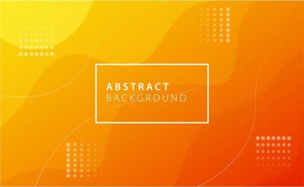 Background Kuning Hijau Merah Orange Vectors Photos And Psd Files Free Download Download Gambar Tekstur Pola Garis Orange Background Abstract Background