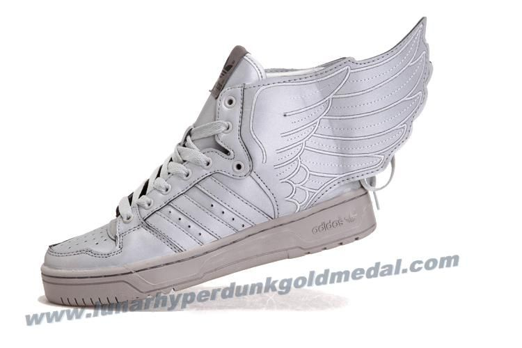 Adidas X Jeremy Scott Wings 2.0 Reflective Shoes For Sale