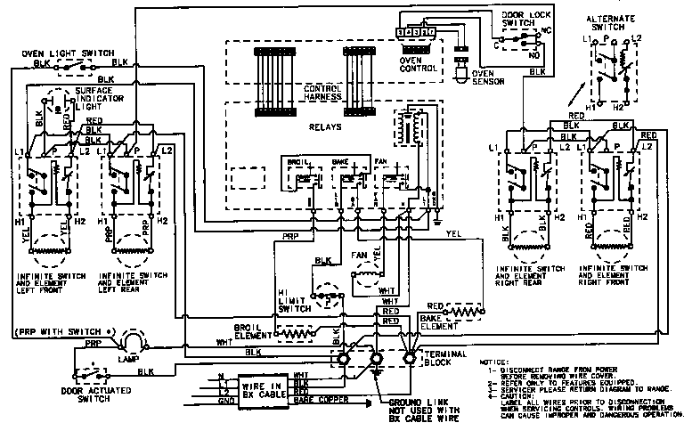Ge Refrigerator Wiring Diagram Ge dishwasher