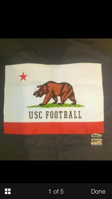 Usc Football California Bear Flag Bear Flag Museum California Bear Flag California Republic