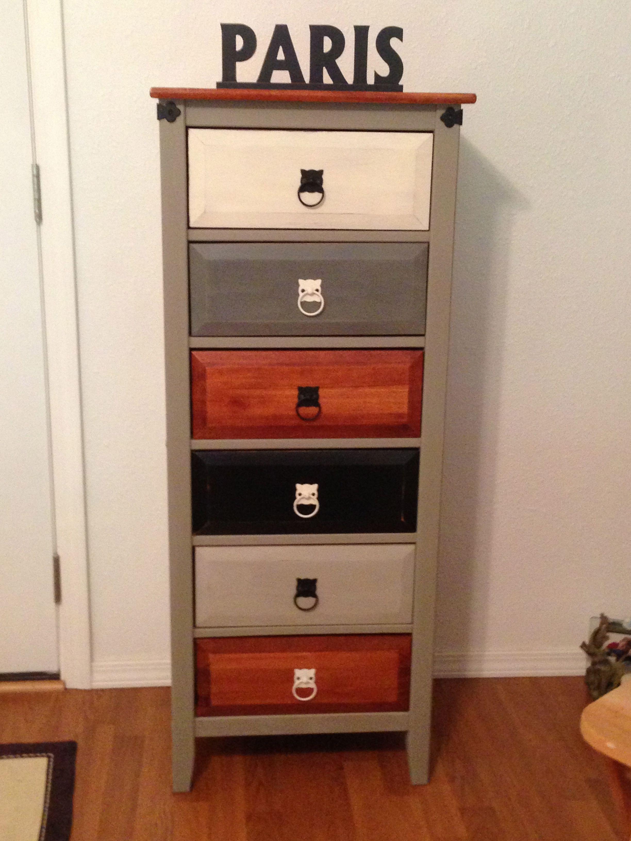 Tall Dresser Bedroom Furniture