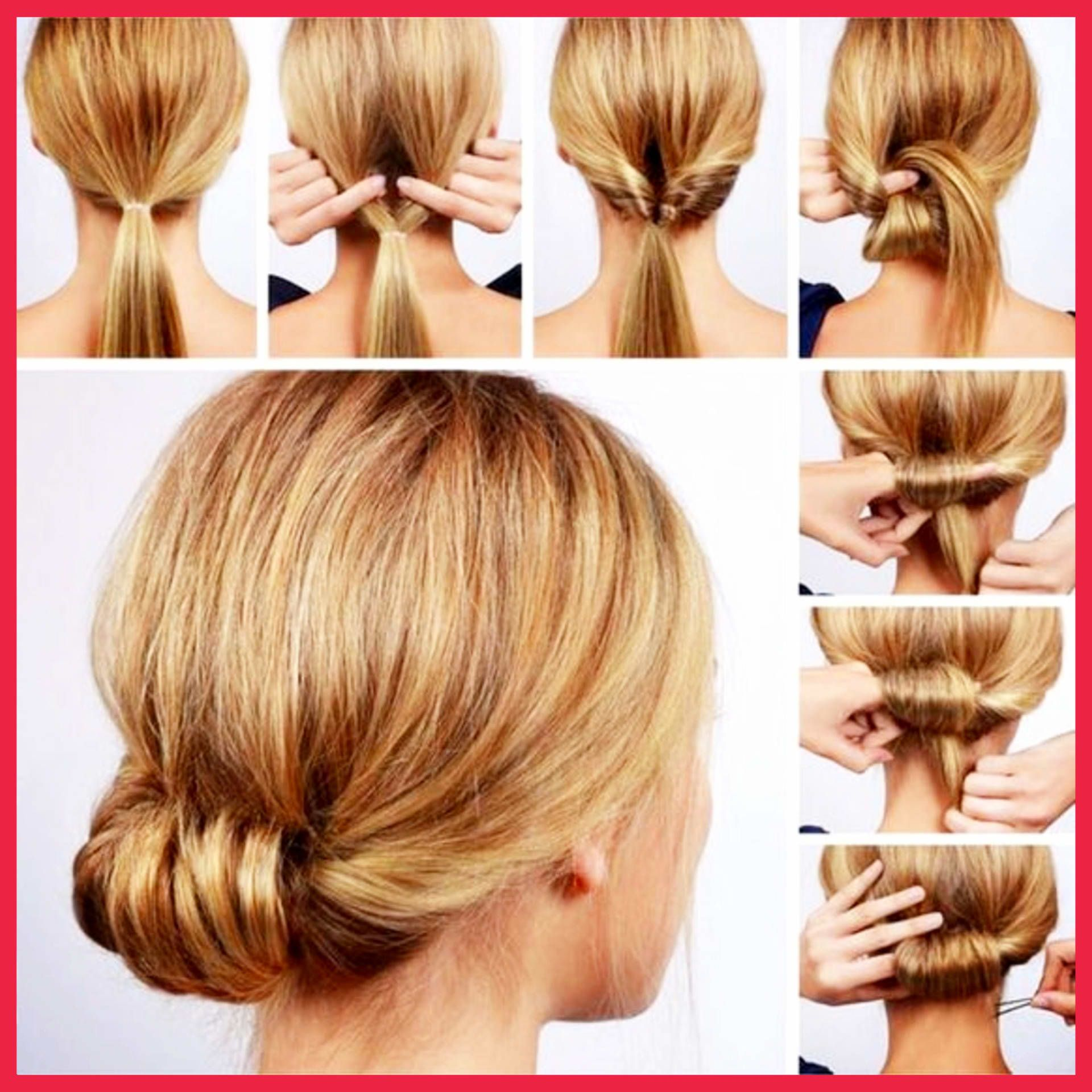 10 Easy Lazy Girl Hairstyle Ideas Step By Step Video Tutorials For Lazy Day Running Late Quick Hairstyles Clever Diy Ideas Hair Styles Long Hair Styles Lazy Girl Hairstyles