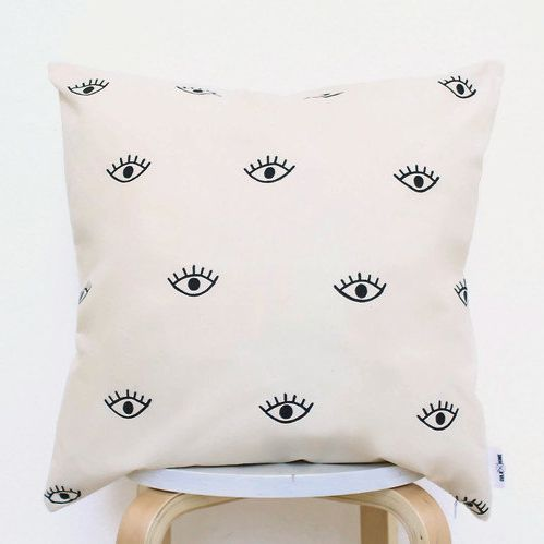 eye print pillow · CushionsRoom Ideas