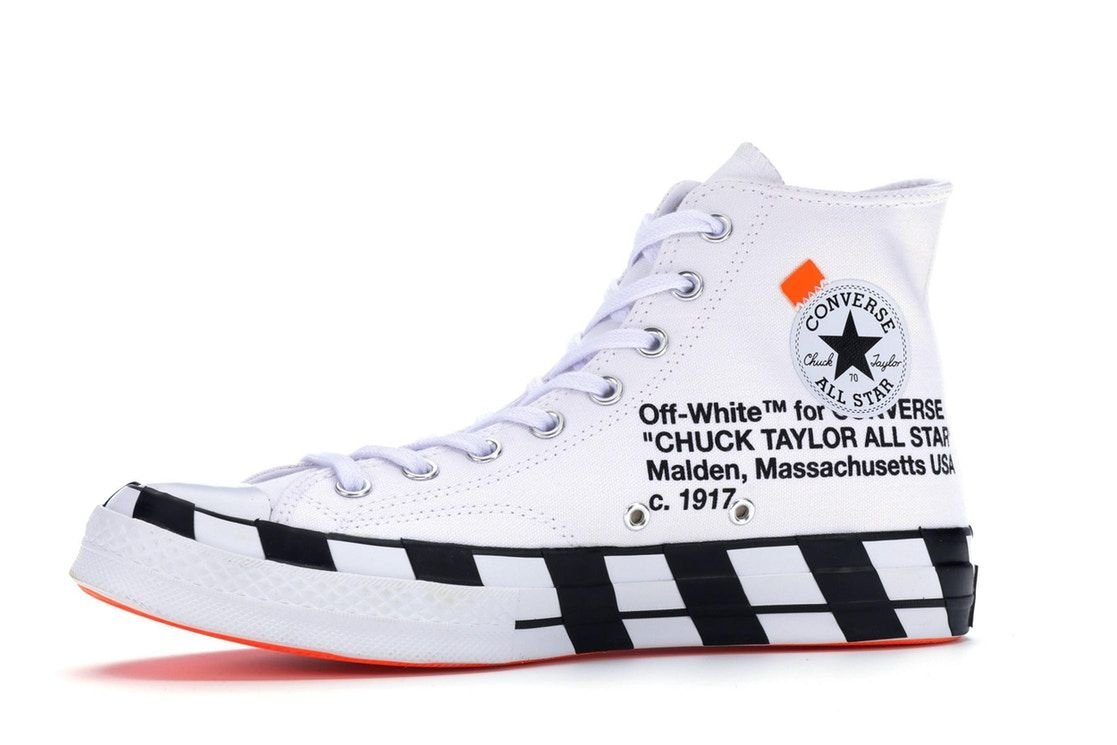 55d11fcebd2 Converse Chuck Taylor All-Star 70s Hi Off-White in 2019