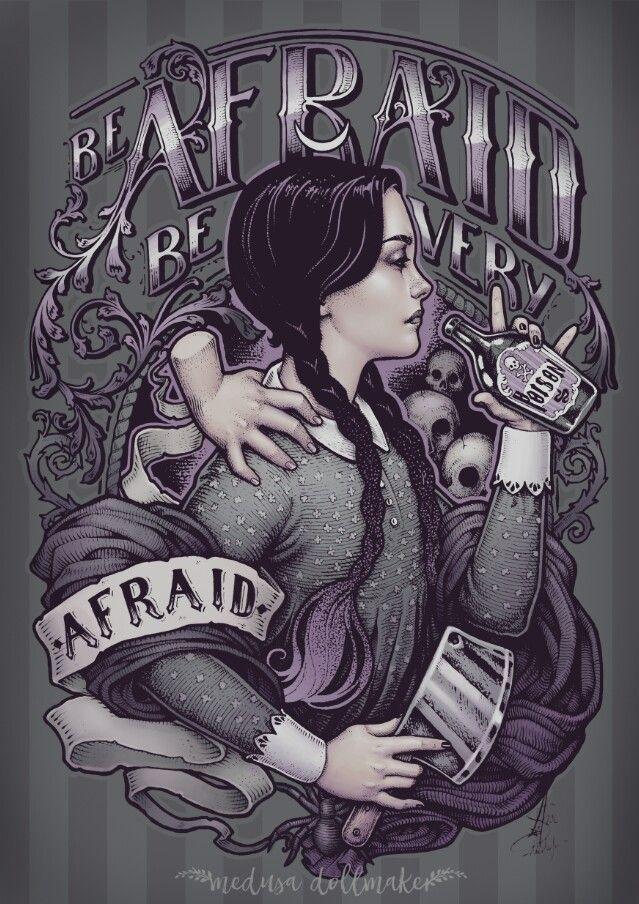 Be Afraid veryy Afraid