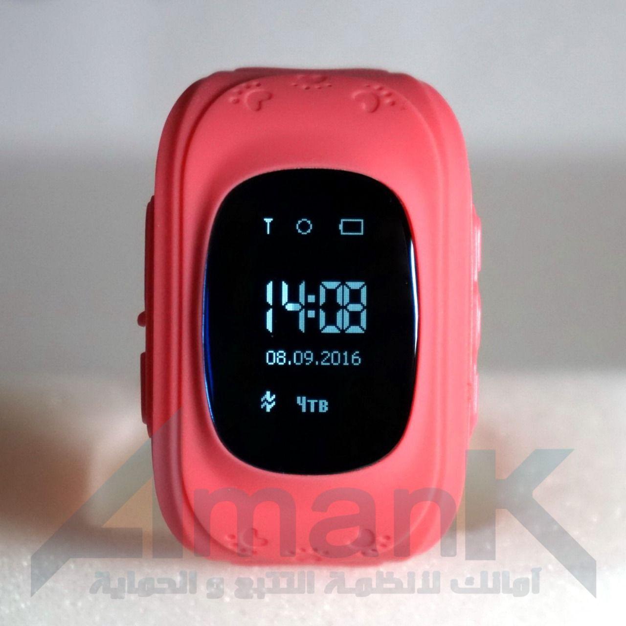 ساعة تتبع أطفال Amank Gps Smart Watch بسعر 1300ج بدل من 1500ج Phone Accessories Digital Alarm Clock Clock