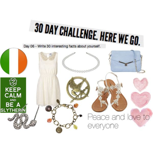 """Day 6"" by annehowells on Polyvore"