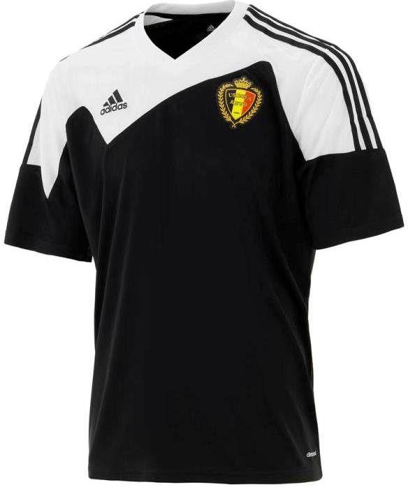 J League Football Shirts: Belgium Adidas Away Kits 14/15
