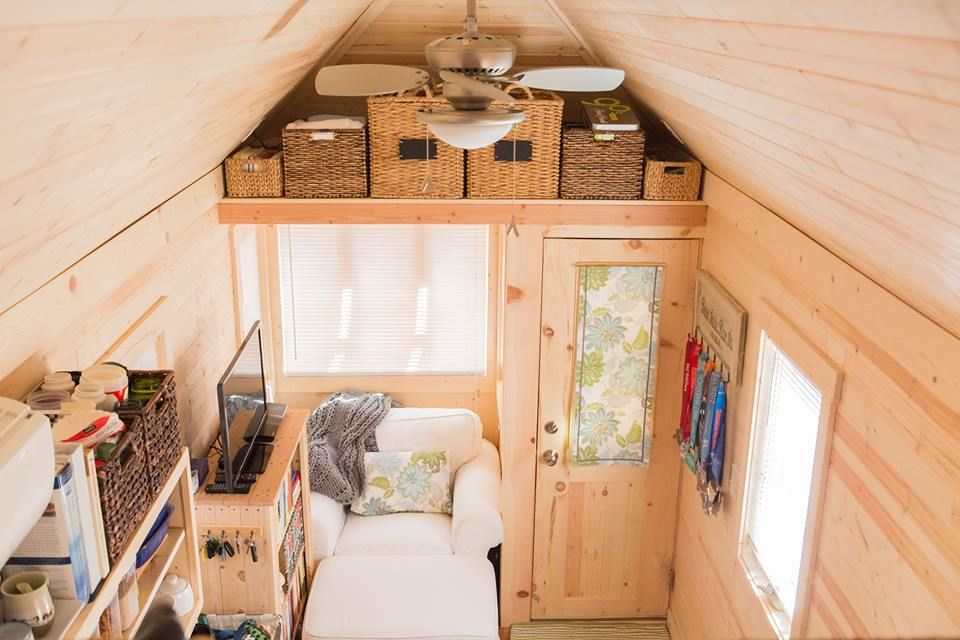 loras 192 square feet tiny house on wheels on robins air force base georgia tiny house is a tumbleweed cypress model