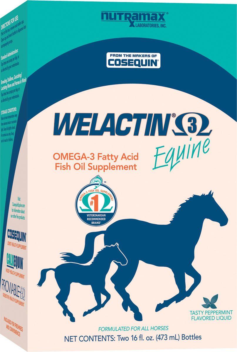 Welactin Equine Acne Cure Omega 3 Fish Oil Health Plus