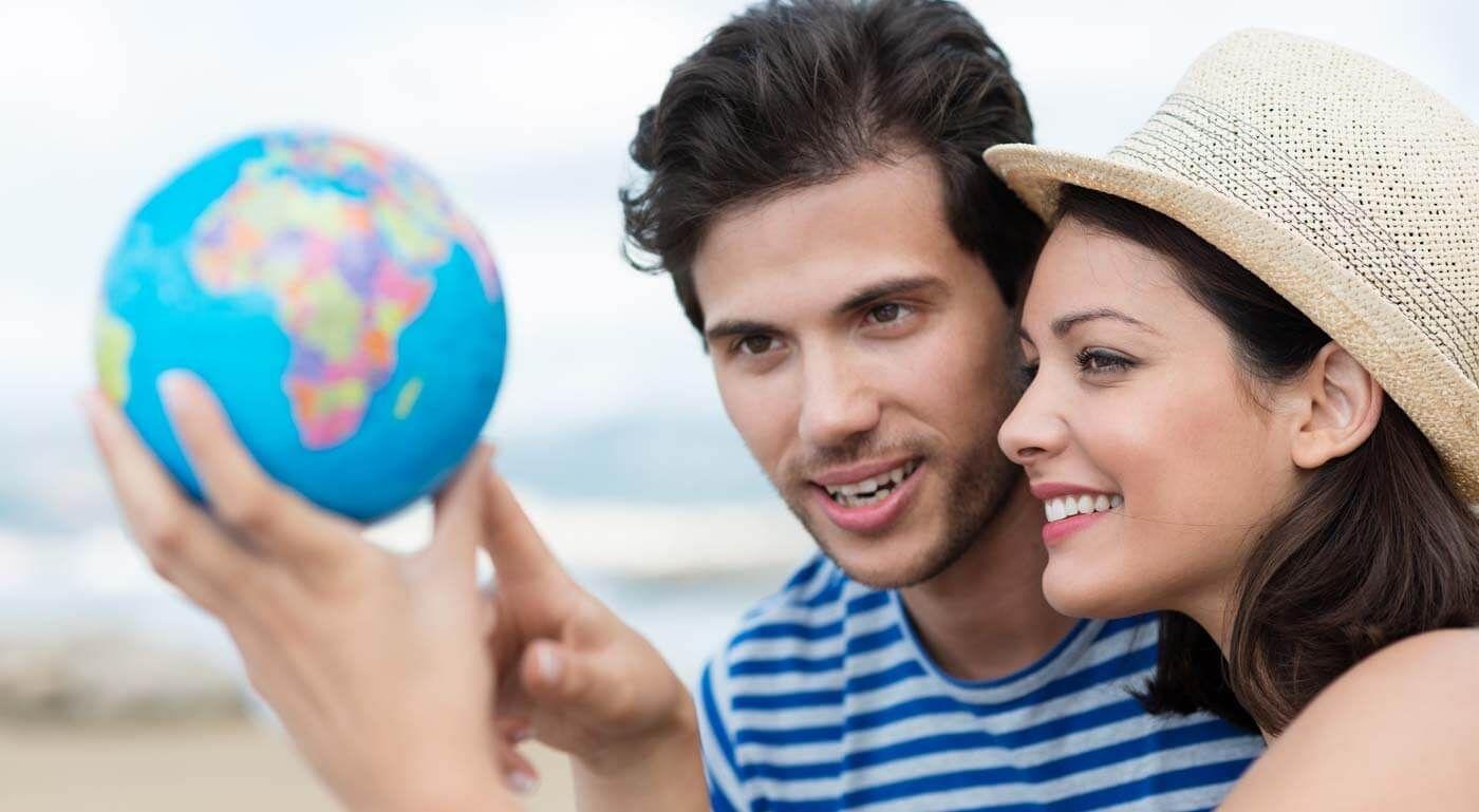 Hochzeitsmotto Reisen - Tipps, Ideen & Inspirationen im