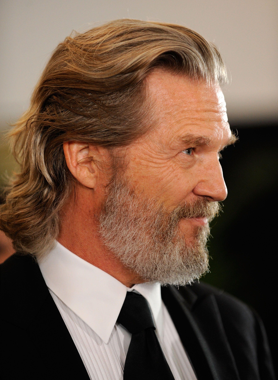 Jeff Bridges | Best hairstyles for older men, Jeff bridges ...
